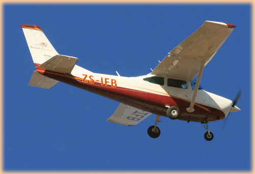 Bushpilot Adventures - Aircraft Hire & Fly